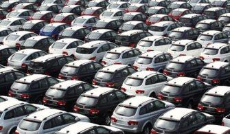 Otomotiv Satışları Yılın İlk 5 Ayında %50 Daraldı