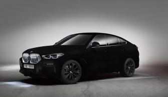 Yeni BMW X6 rengiyle dikkatleri üzerine çekiyor