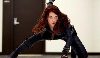 Black Widow'un Kaderi Scarlett Johansson'ın Ellerinde