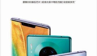 Huawei Mate 30 Çıkış Tarihi Kesinleşti