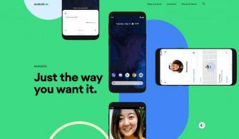 Android 10 Google Pixel Cihazlar İçin Çıktı