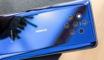 Nokia Ekrana Gömülü Kamera Özelliği Üzerinde Çalışıyor