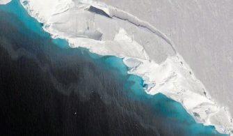 Antartika'daki En Önemli Buzul Hızla Eriyor!