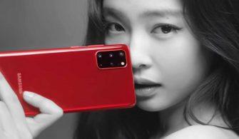 Samsung Galaxy S20 Yeni Renge Sahip Oldu