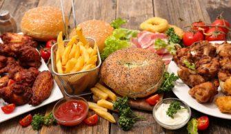 Fast Food'un Beyni Kötü Etkilediği Ortaya Çıktı