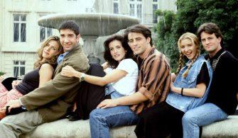 Friends Özel Bölümünün Geleceği Kesinleşti