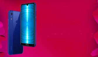 Honor Giriş Segment Telefon Modeli Honor 8A Prime'yi Duyurdu