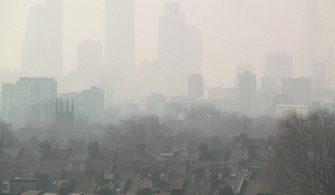Covid-19 Sebebi ile Hava Kirliliği Azalıyor