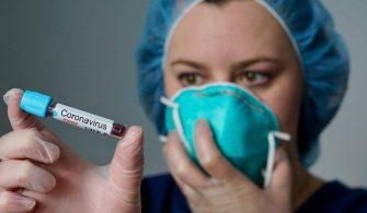 Koronavirüs 8 Metreye Kadar İlerleyebiliyor