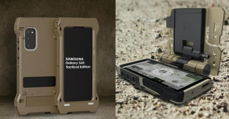 Samsung Galaxy S20 Tactical Edition Duyuruldu - Teknohabir.com