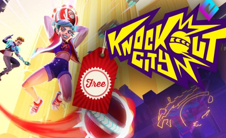 Knockout City Oyunu