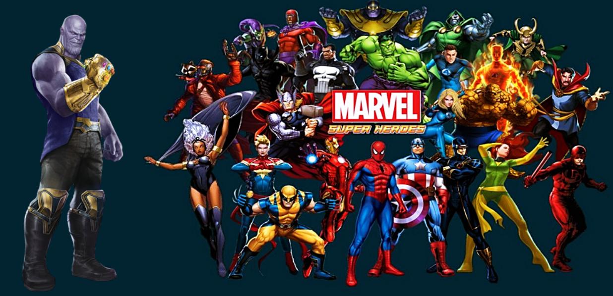 Marvel Oyun